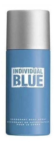 Дезодорант спрей для тела Individual Blue, Avon, Body Spray, Эйвон, Индивидуал Блю, 150 мл, 14571