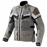 Мото куртка Revit Cayenne PRO текстиль песочно - черная, L, фото 1