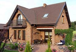 Цегляні будинки - це класика заміського домобудівництва.
