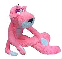 Плюшевая игрушка Алина Пантера Розовая 125 см
