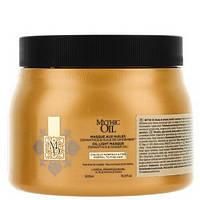 Маска c маслами L'Oreal Mythic Oil для нормальных и тонких волос 500мл