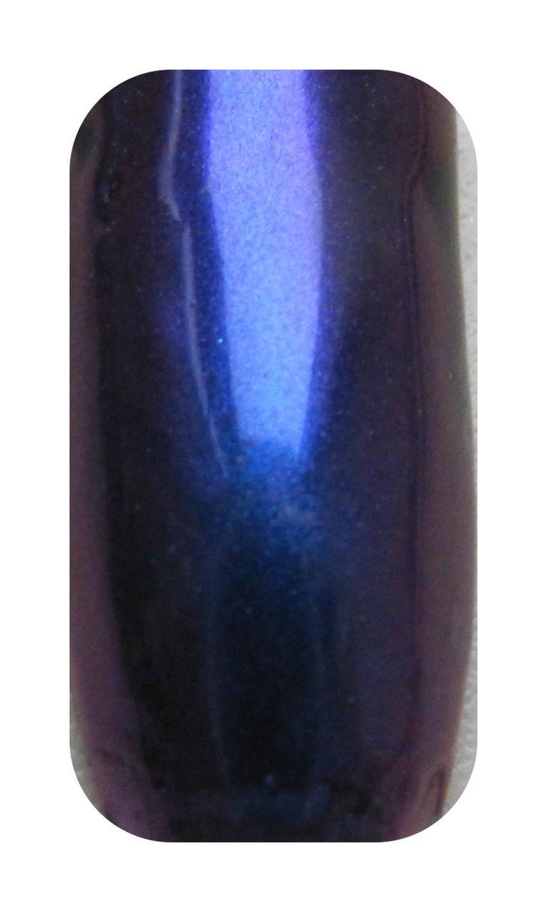 Втирка , пудра зеркальная пурпурно сиреневый вес 3 гр