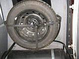 Крепление запаски б/у на Renault Master, Opel Movano, Nissan Interstar год 2003-2010 (ремни), фото 7