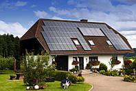 Солнечная электростанция (мощность 30 кВт) для «зеленого» тарифа