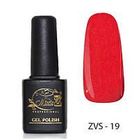 Цветной гель-лак 7 мл ZVS-19