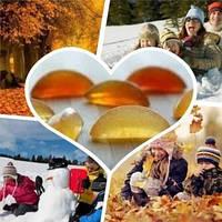 Сладкое лекарство от простуды – леденцы с прополисом от ТМ «Медова Хатинка»