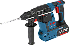 Аккумуляторный перфоратор Bosch GBH 18V-26 Professional (6 А/ч, 2,6 Дж)