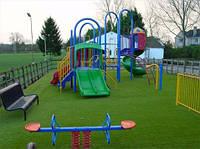 Искусственная трава для детских площадок Jutagrass Effective 15