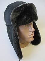Теплые удобные шапки на меху для мужчин.