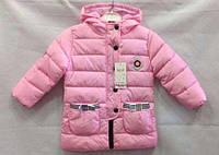 Еврозима! Зимняя куртка. Куртка для девочек 4-7 лет., фото 1