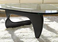 Журнальный стол Ногучи черный (СДМ мебель-ТМ)