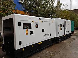 Дизельный генератор Depco DK-110 (88 кВт)