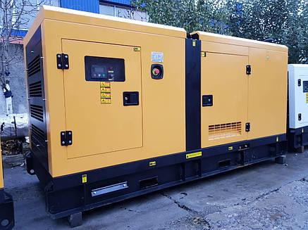Дизельный генератор Depco DDE-110 (88 кВт), фото 2