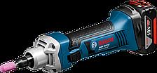 Аккумуляторная прямая шлифмашина Bosch GGS 18 V-LI Professional (4 А/ч, 22000 об/мин)