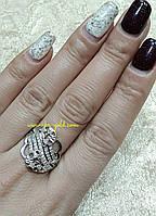 Серебряное кольцо 925пробы.