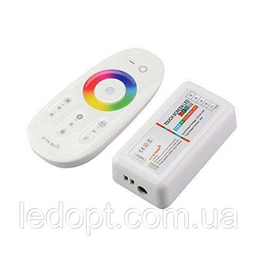 RGBW контроллер сенсорный 24A