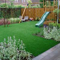 Искусственная трава для детской площадки Jutagrass Essential 20