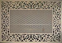 Решетка  на радиатор №30, фото 1