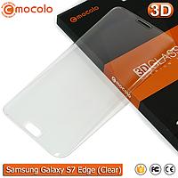 Защитное стекло Mocolo Samsung Galaxy S7 Edge 3D (Clear)