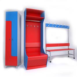 Мебель для спортивных учреждений