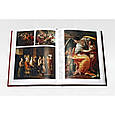 Книга Шедевры Мировой живописи в кожаном переплете, фото 7