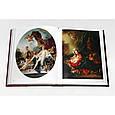 Книга Шедевры Мировой живописи в кожаном переплете, фото 9