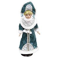 Новогодний декор Снегурочка Царица, 46см