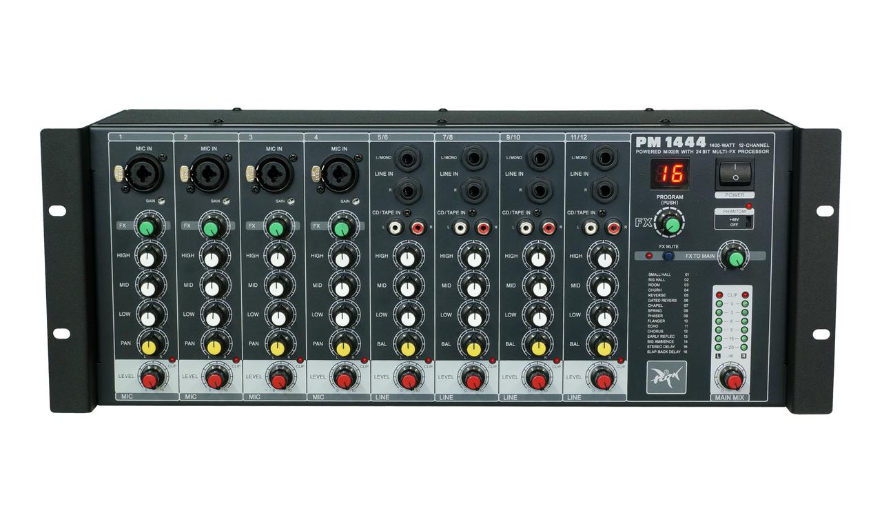 Силовой  микшер  Park Audio  PM1444