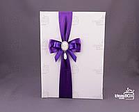 """Альбом для побажань """"Перлина"""" (violet)"""