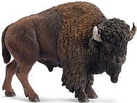 Игрушка-фигурка 'Американский бизон' (14714)