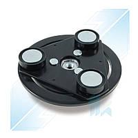 Пластина прижимная шкива компрессора, VISTEON HCC HS-18, Диаметр 111,50 мм, Hyundai