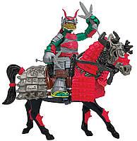 Игровой набор серии ЧЕРЕПАШКИ-НИНДЗЯ САМУРАИ – Экскл. фигурка Рафаэля на лошади (94270)