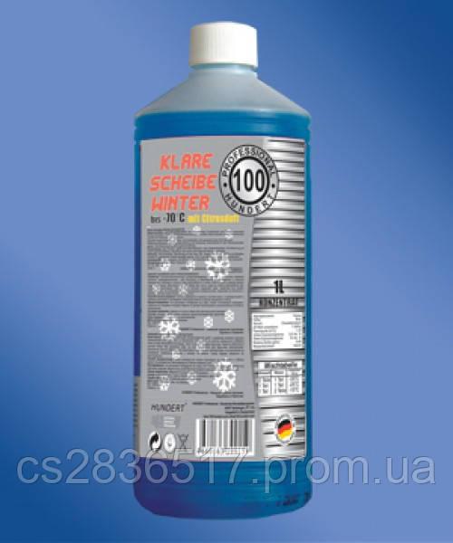 Зимняя жидкость для омывателя PROFESSIONAL HUNDERT -70 1L