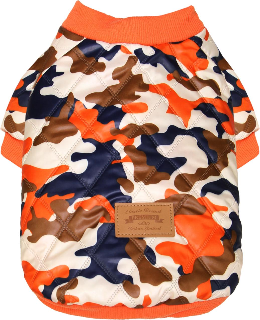 Куртка для животных Hunter Добаз, Dobaz оранж