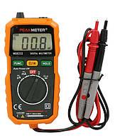 Мультиметр цифровой PeakMeter PM8232 портативный