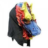 Карнавальная маска Дракон