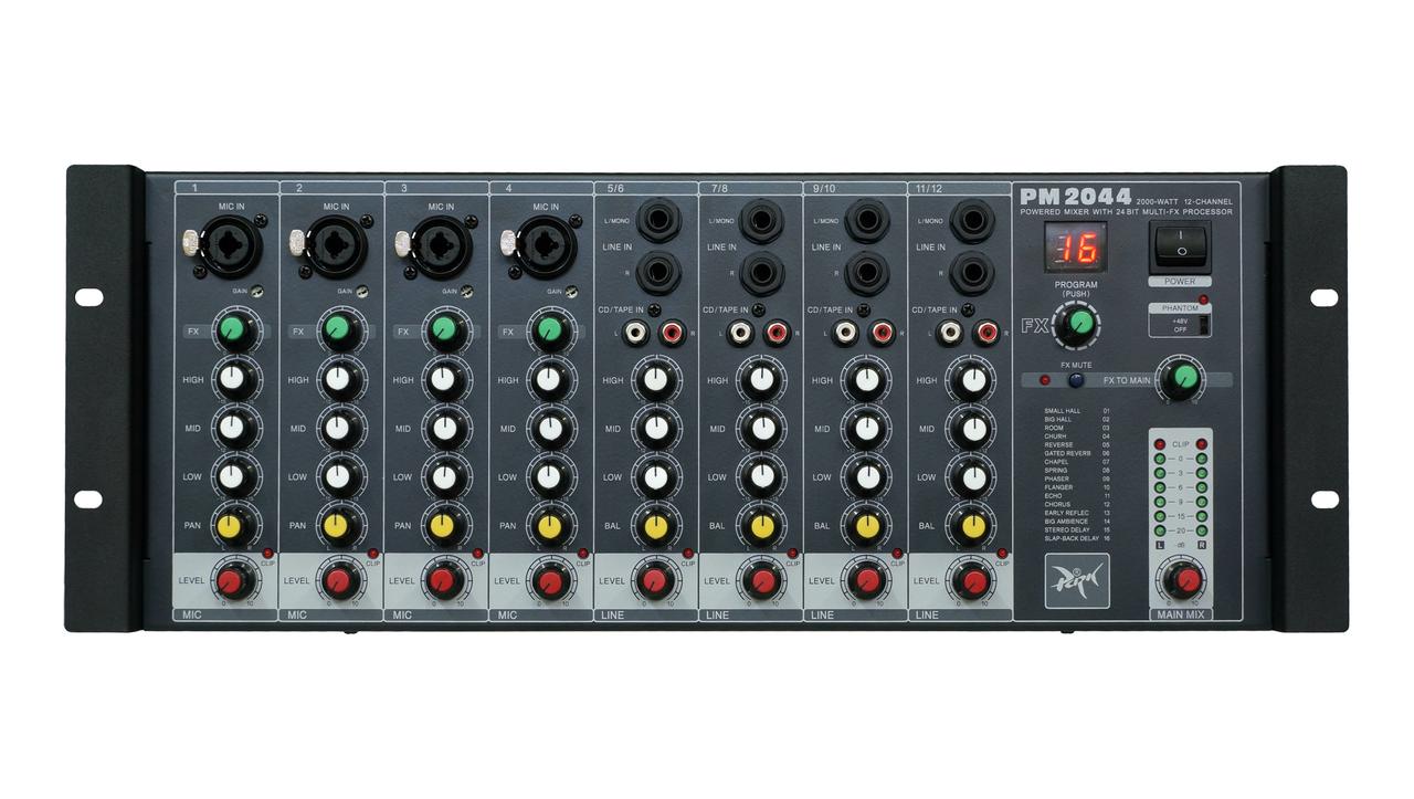 Силовой  микшер  Park Audio  PM2044