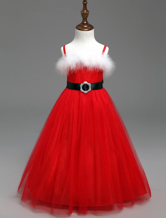Платье детское новогоднее нарядное , фото 1