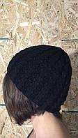 Шапка женская черные