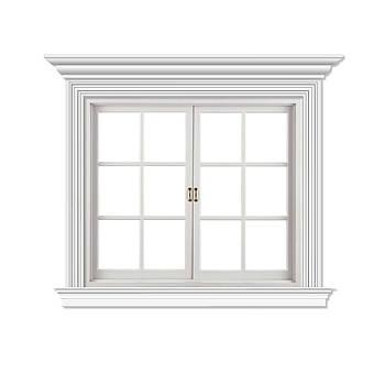 Віконне обрамлення №1