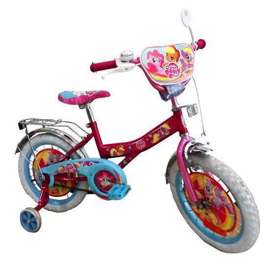 Детский Велосипед 2-х колесный 14 141412
