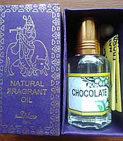 Масло концентрированное парфюмированное Chocolate, 10 мл