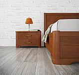 """Ліжко двоспальне """"Мілена з підйомним механізмом"""" 200*200, фото 3"""