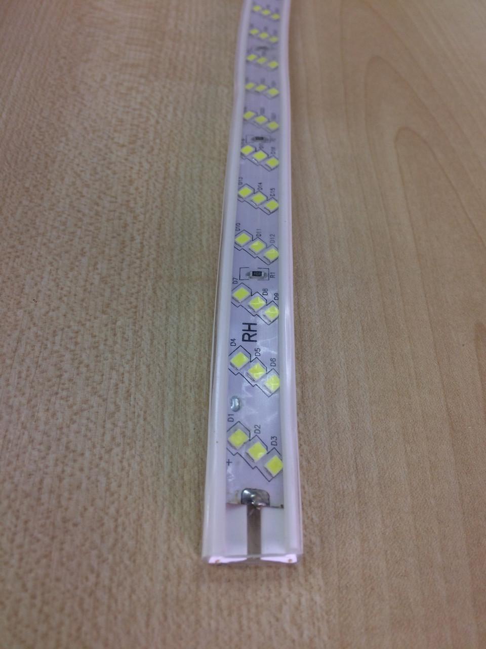 Светодиодная лента 3528-180 led 220V IP67 белый