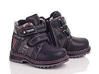 Зимняя обувь  Ботинки для мальчиков от С.Луч M7552-2