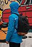 Рюкзак молодежный Underworld черный (L88) - Фото