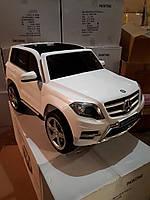 Детский электромобиль Mercedes-Benz GLK-350, лицензионный, белый