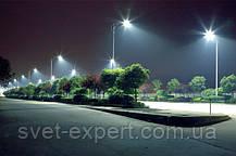 Светодиодный уличный светильник 50W IP65 6400К 4500lm, фото 3