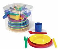 Набор посуды на 8 персон Viking Toys (41408)