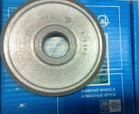 Алмазный круг для заточки 125/20/32 ПП прямой профиль базис 50% Полтавский алмазный завод